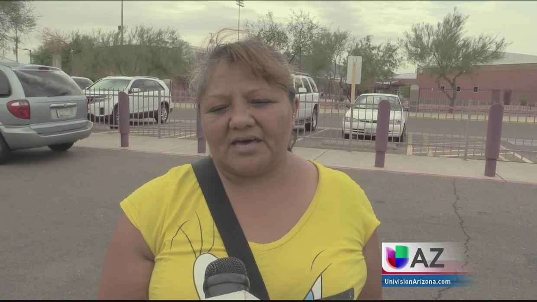 Padres en alerta tras amenazas en escuelas de Phoenix
