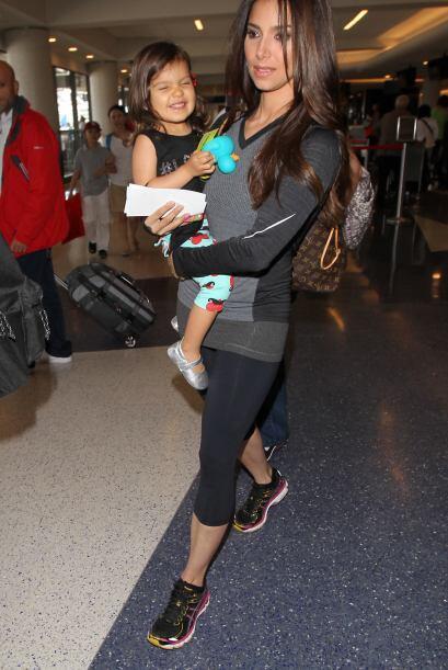¡Roselyn Sánchez y su hijas son igualitas!