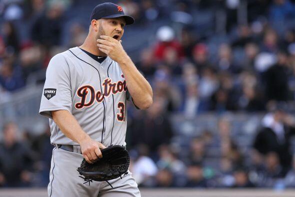 Los Tigers sucumbieron ante los Yankees 10-6 y ni los talentosos latinos...