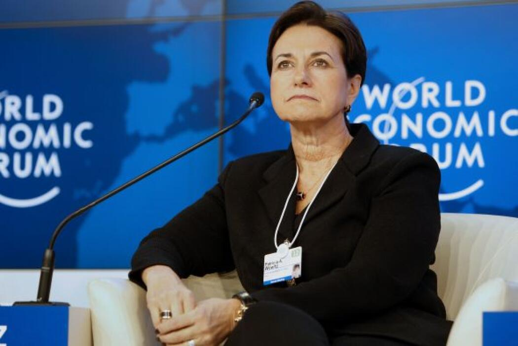 85.-PATRICIA WOERTZ: Una empresaria estadounidense que preside la empres...