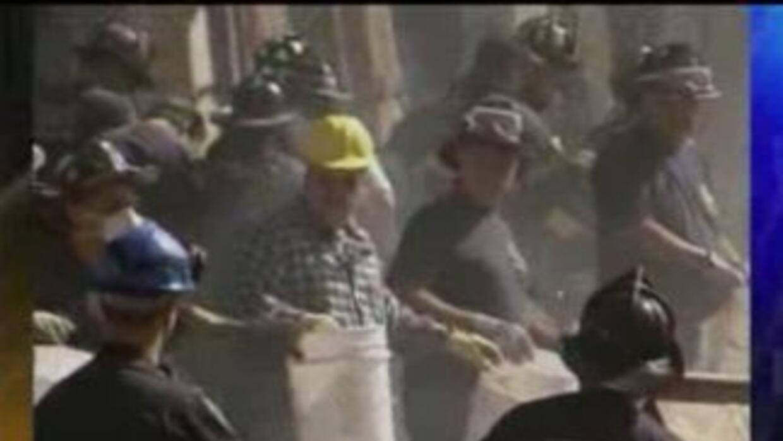 De héroes a víctimas: problemas de salud tras el 9/11