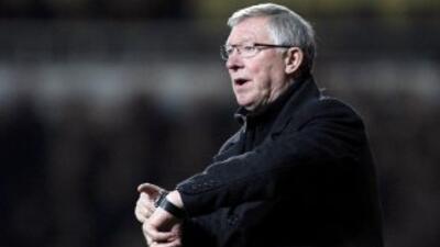 Alex Ferguson es el mejor entrenador de lo que va Siglo XXI.