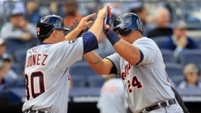 Detroit logró quitarle la ventaja de la localía a los Yankees al llevars...
