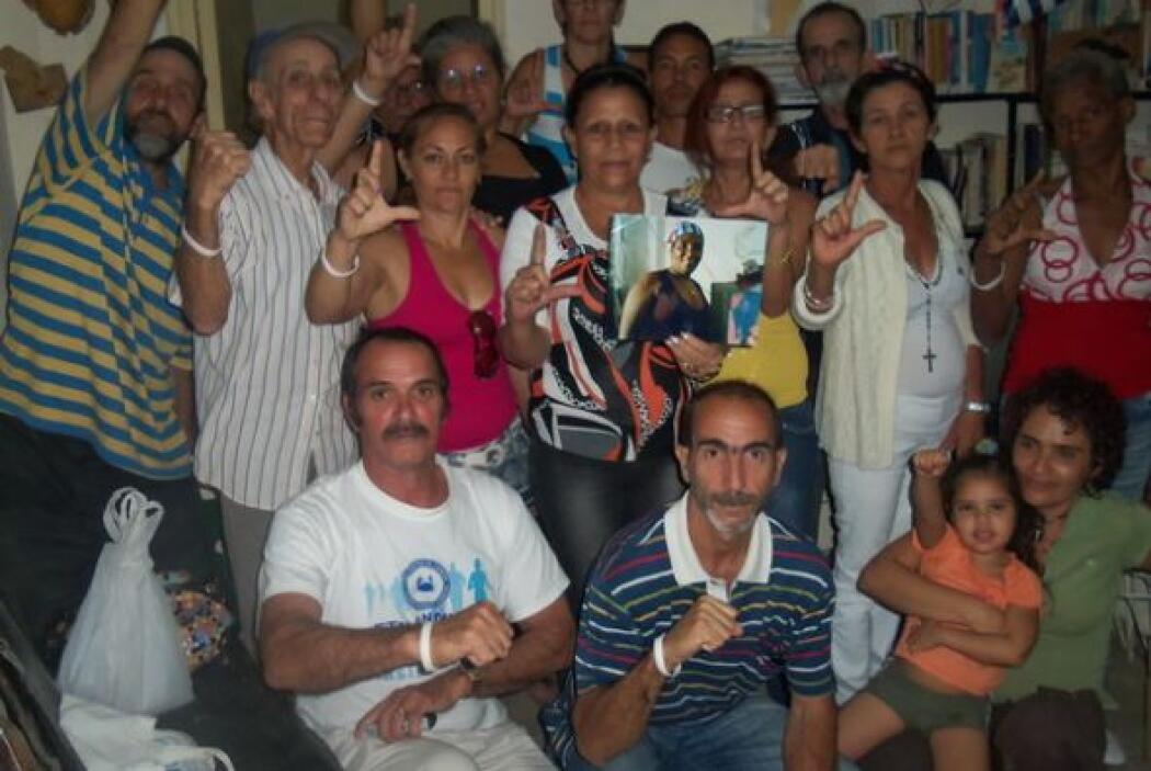 Opositores en Cuba recuerdan a Corso.
