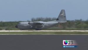 ¿Cómo es el avión caza huracanes?