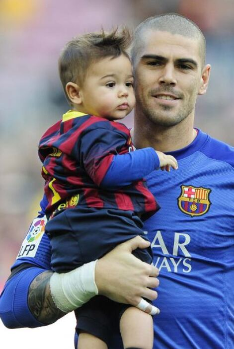 Pero una de las caras que volvían a verse en el cuadro titular barceloni...