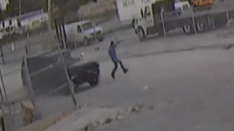 Captado en cámara: Hombre en Hialeah intentó atropellar a su exjefe