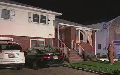 Explosión de gas dejó a una mujer herida y daños en una vivienda de Elmw...