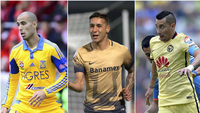 Naturalizados Liga MX