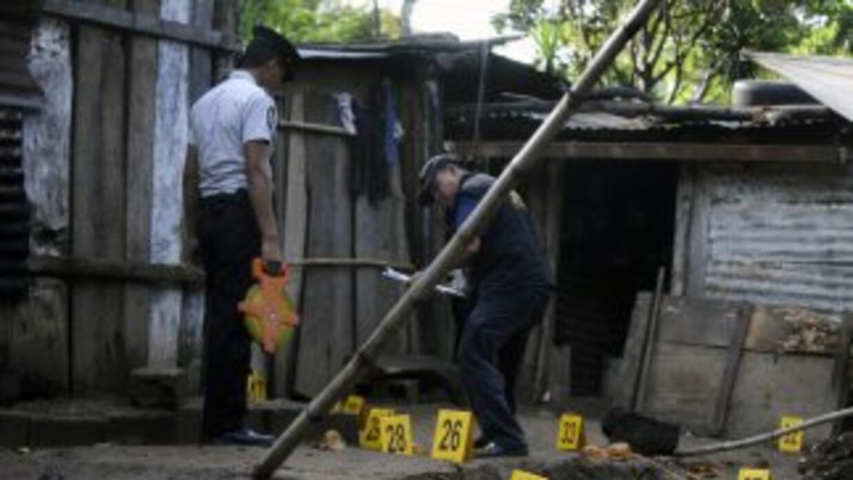 La matanza de siete hombres ocurrida el jueves en Guatemala fue perpetra...