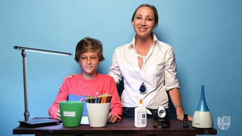 El escritorio de estudio: tips para que tus hijos tengan el mejor año es...