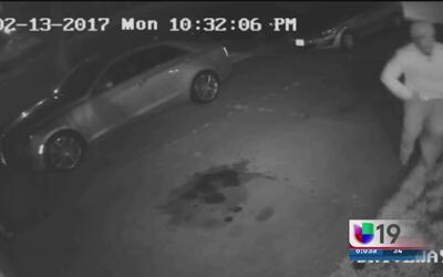 Policía de Sacramento continúa tras la pista de un ladrón