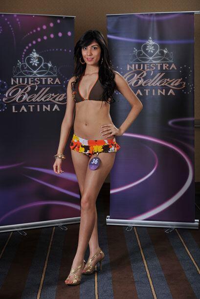 Cristina Navarrete tiene 19 años y es originaria de México. Esta estudia...