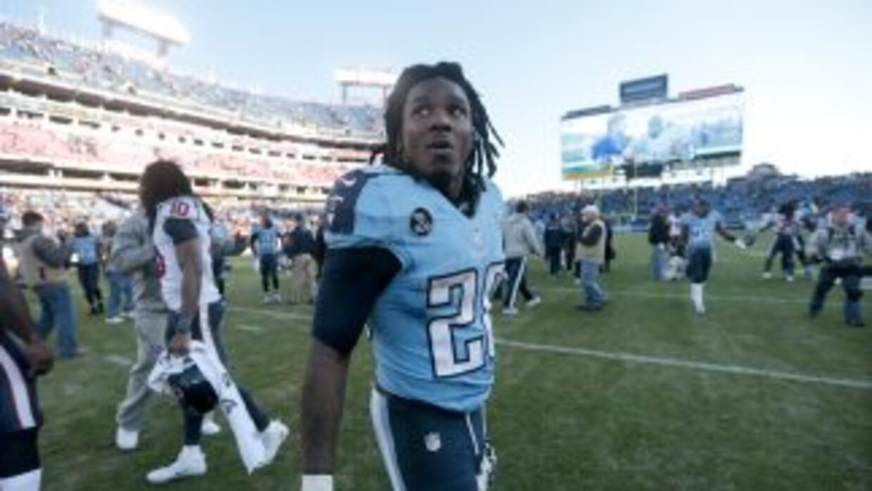 Chris Johnson podría salir de los Titans (AP-NFL).