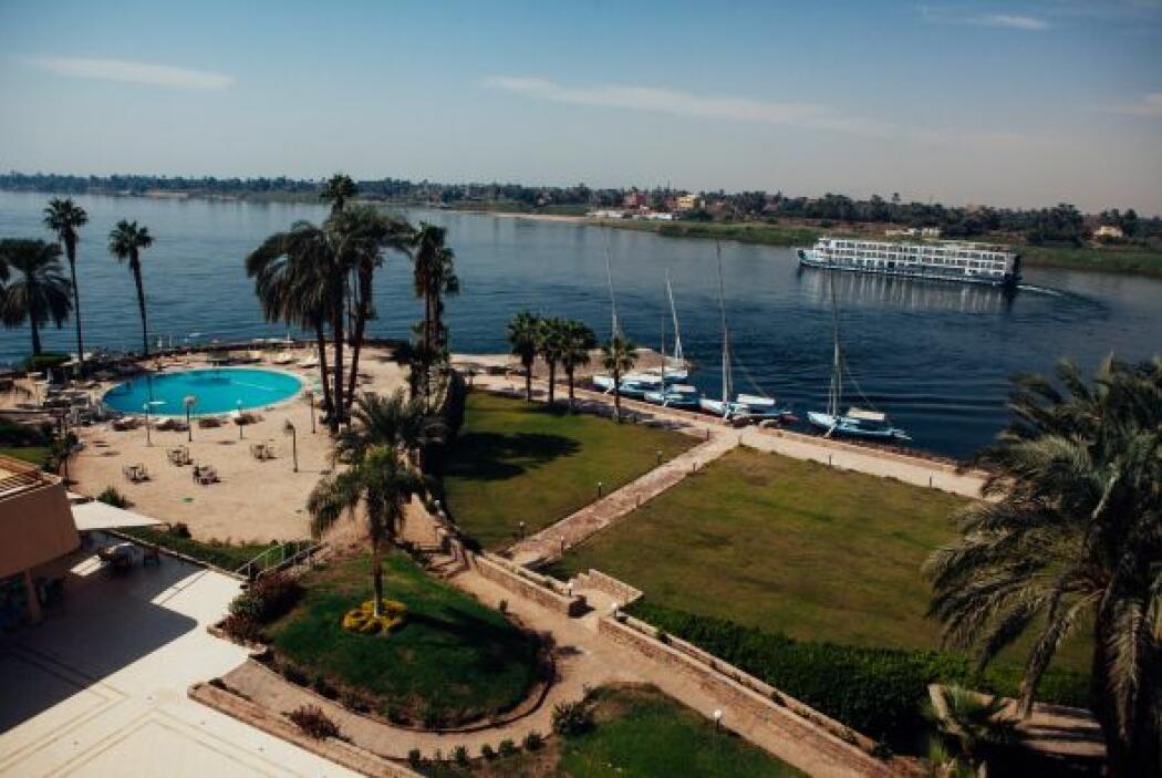 Los principales hoteles de Luxor están reportando tasas de ocupación de...