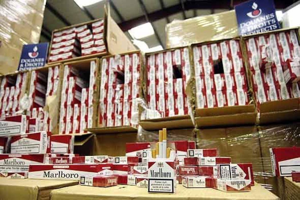 Por su parte, la firma de cigarrillos Marlboro cupo en esta lista, pues...