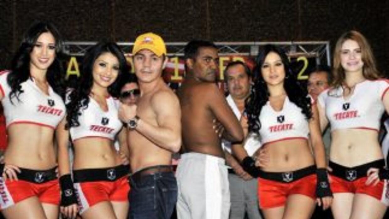 Arce y Parra listos para saldar cuentas en Mexicali (Foto: Zanfer)