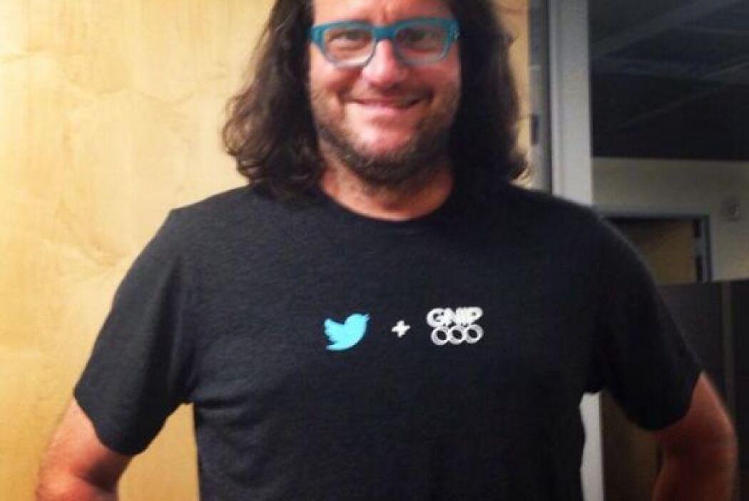 BRAD FELD: Su cuenta es @BFeld. Es el cofundador de Foundry Group. Siemp...