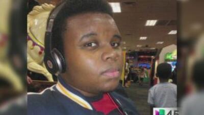 Muerte de Michael Brown revive tensión racial