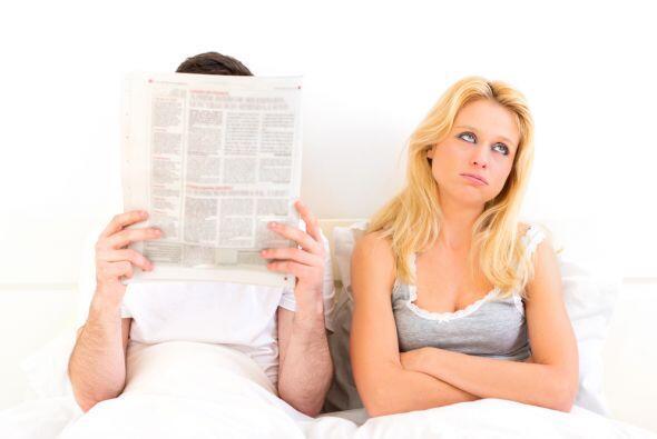 Una relación rutinaria y previsible en la que se sabe exactamente el pas...