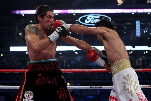 Manny volvió se adueñó de las acciones al seguir su...