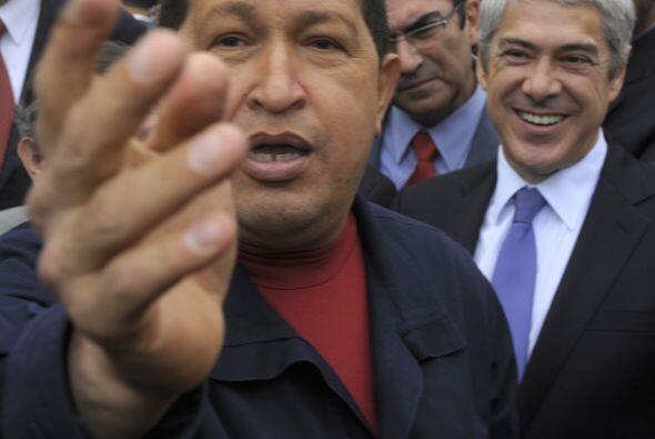 Por esa razón Chávez sufrió un golpe de Estado en 2...