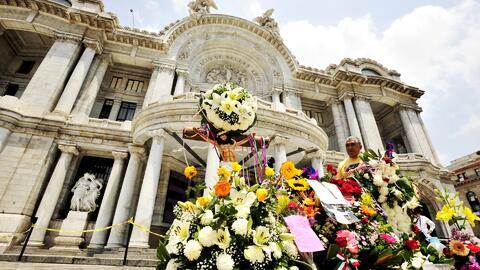 Confirmando: El homenaje a Juan Gabriel en Bellas Artes se extenderá un...