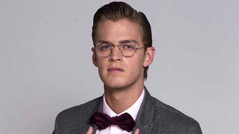 Es el 'nerd' de la casa.