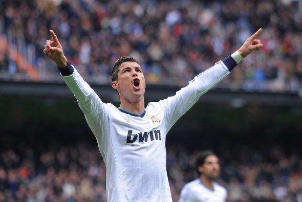 Ronaldo, que afronta también de cara las grandes citas, se agarra...