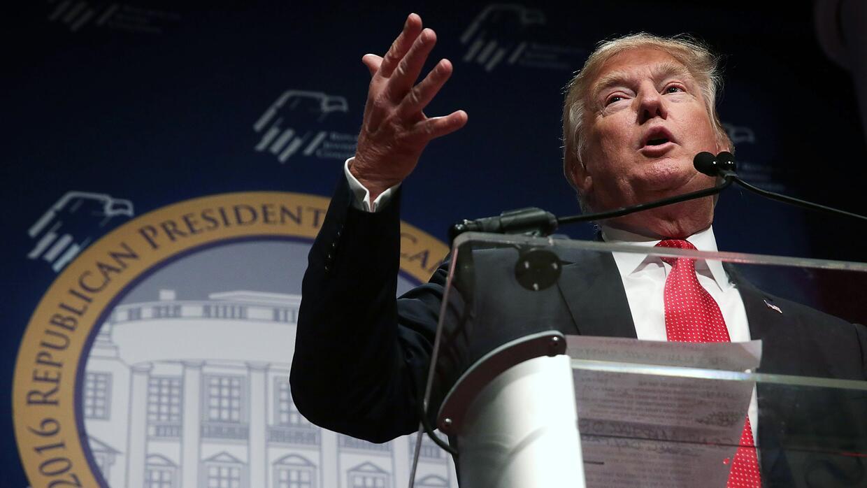 'Enviemos a Donald al espacio', y más reacciones a la polémica propuesta...