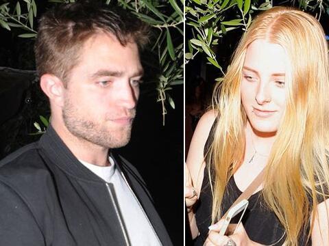 ¡Ya te atrapamos, Robert Pattinson! Mira aquí lo últ...