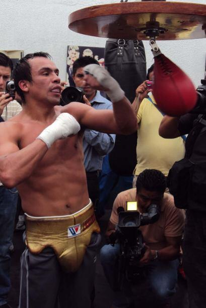 Márquez se ha enfrentado a los mejores del mundo y le ha dado sat...
