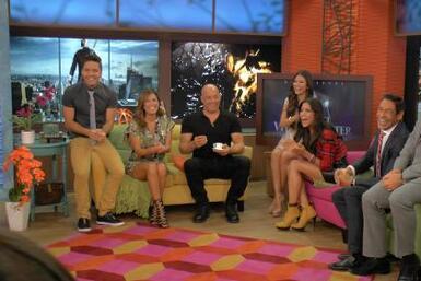Vin Diesel en Despierta América