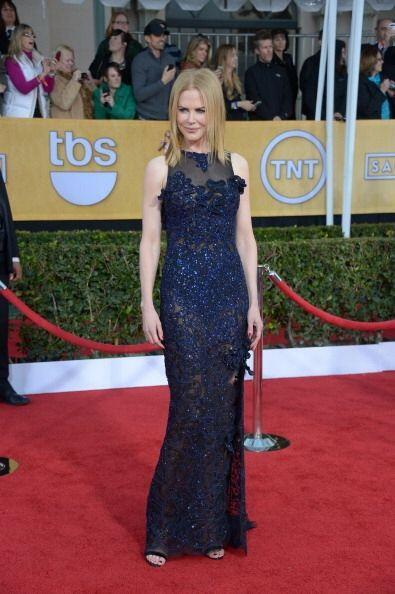 Vivienne Westwood le sugirió a Nicole Kidman esta creación...