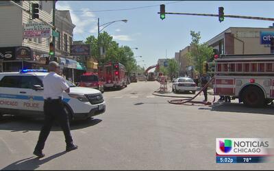 Evacúan una zona del Barrio de las Empacadoras por una fuga de gas