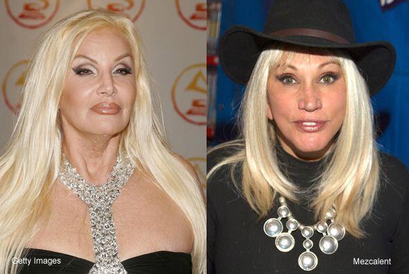 No vas a negar el parecido impresionante entre la presentadora argentina...