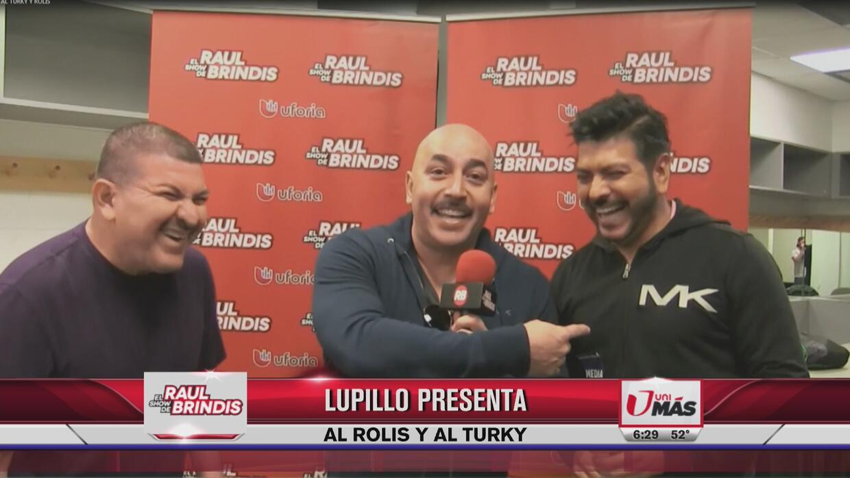 Lupillo Rivera entrevistó a El Show de Raúl Brindis