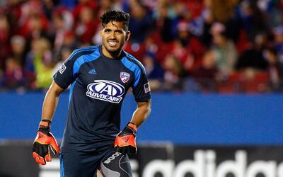 Raúl Fernández, exportero de FC Dallas, interesaría a Sporting Kansas City.