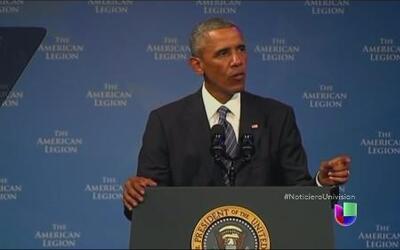 Obama autorizó vuelos de vigilancia en Siria
