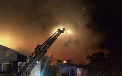 Incendio Barton Creek