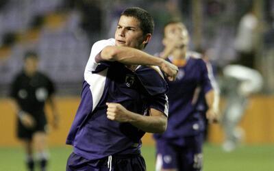 Gabriel Badilla jugó un Mundial de Clubes con Saprissa en 2005.