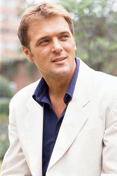 """René Strickler en su personaje """"Victor Manuel"""" en la telenovela """"El Priv..."""