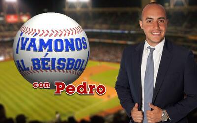 Vamonos al Beisbol con Pedro