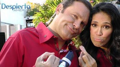 Karla y Alan se lastimaron los deditos, ¡vaya coincidencia!