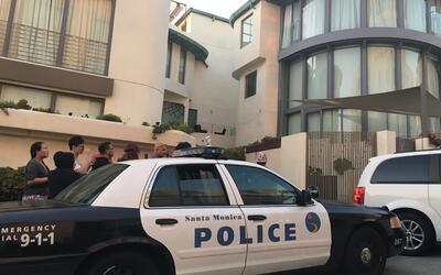 Juan Gabriel murió en su domicilio en Santa Mónica, Califo...
