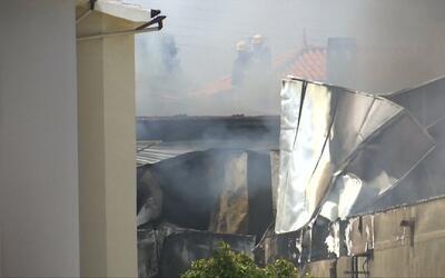 Mueren al menos cuatro personas al estrellarse un avión en Portugal