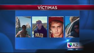 Tragedia en Univerisad de Arizona