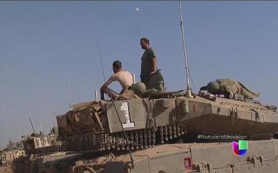 La reacción en Gaza tras el anuncio del primer ministro israelí