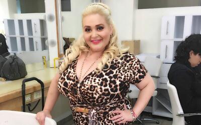 Sheyla baja 60 kilos de peso