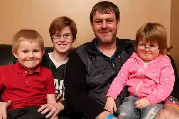 Todos viajaron a Oklahoma, para que el cáncer de Bethany fuera tr...